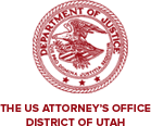 US attorney office district utah